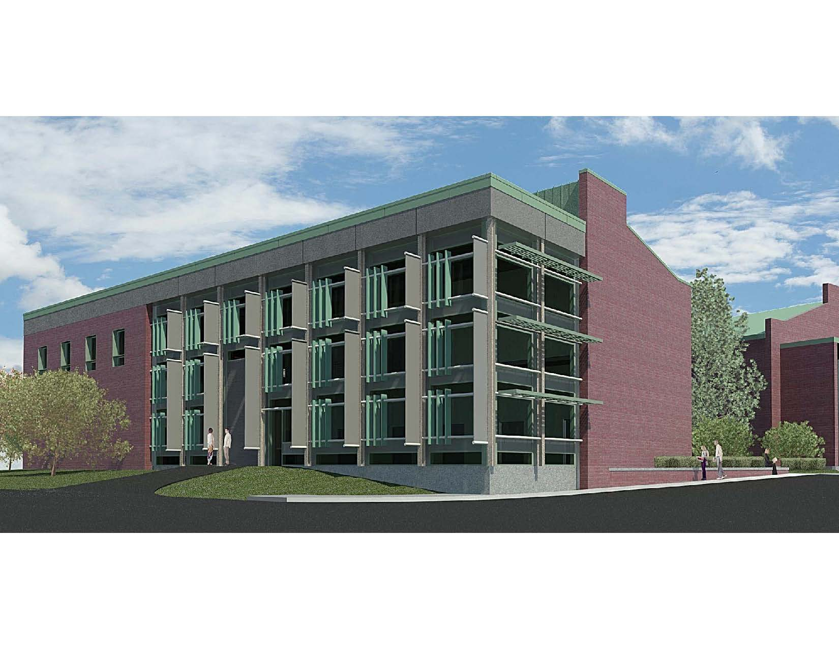 Innovation Center Expansion Ext.Rendering w.people  4-30-15.jpg