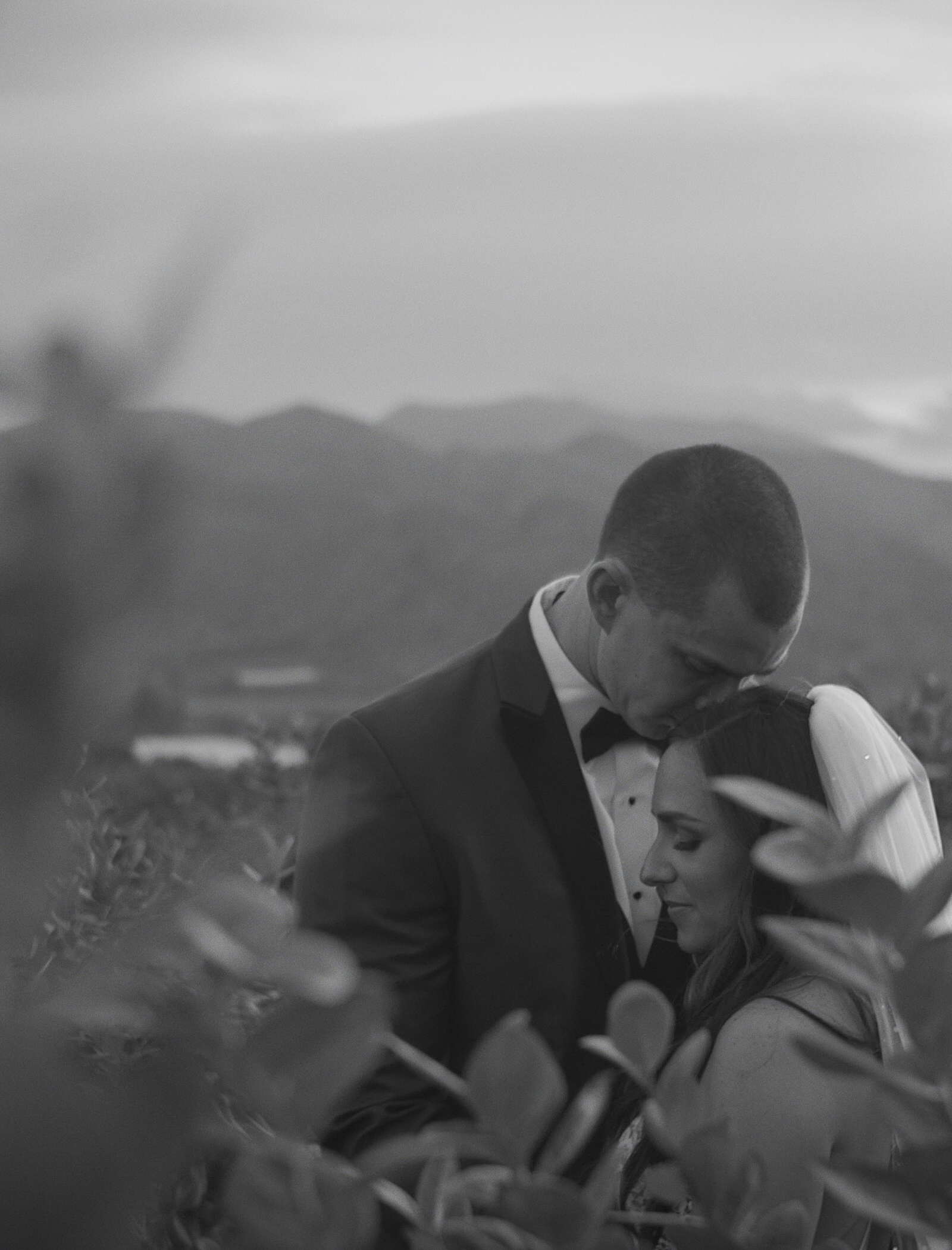 """""""Love isn't about finding the right person, it's about being the right person."""" - Casey + Jaymee had a dreamy outdoor wedding. Their love was breathtaking to watch, especially the way Casey just adored his bride."""