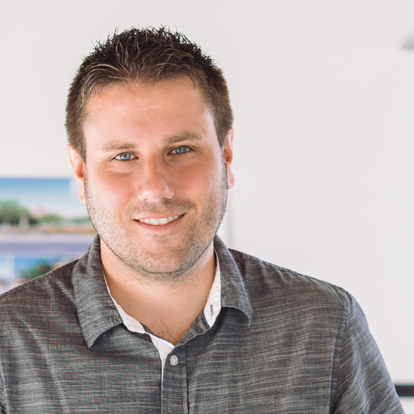 Brian Laubenthal - Principal of Aline Architecture Concepts