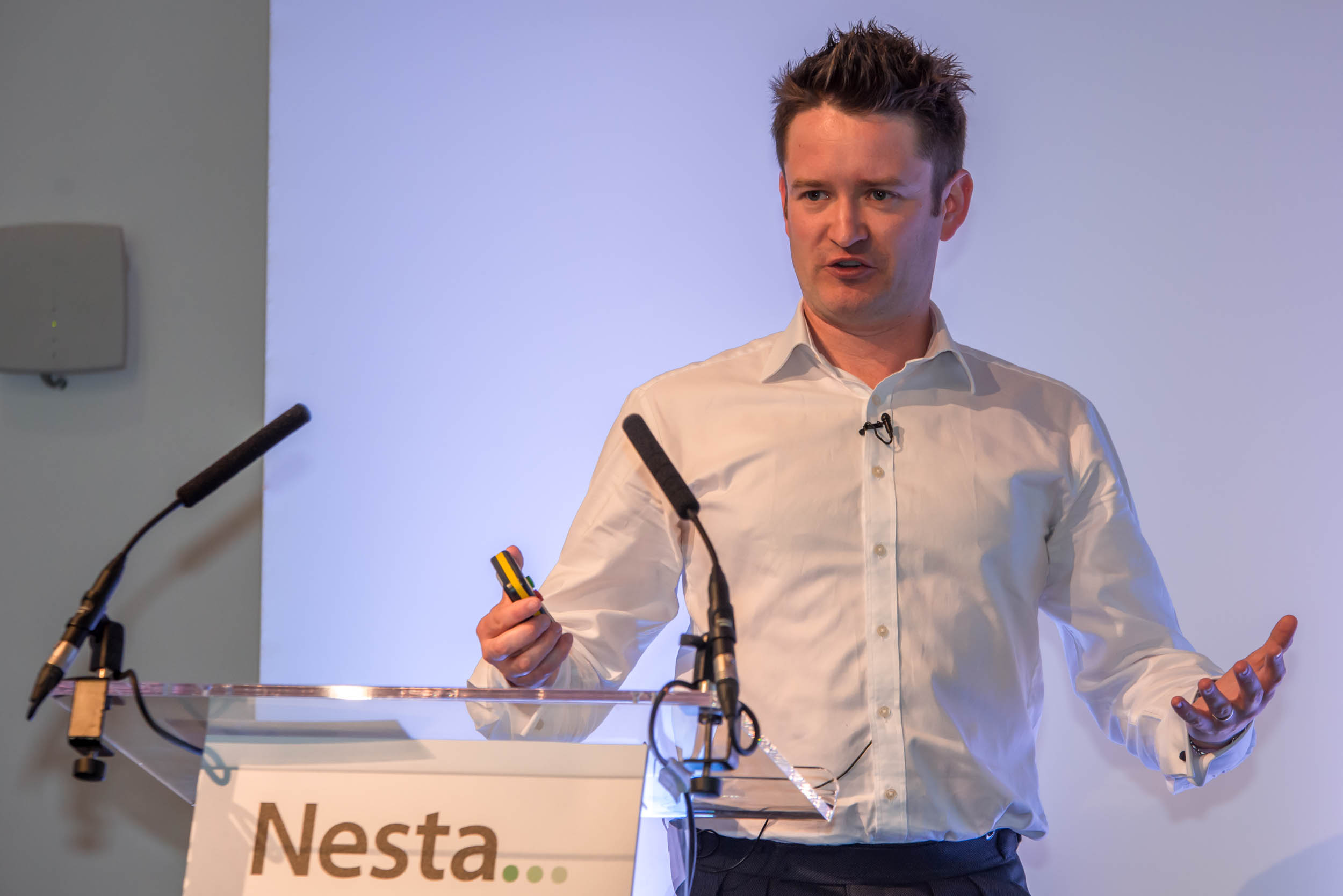 Nesta Conference, Edinburgh