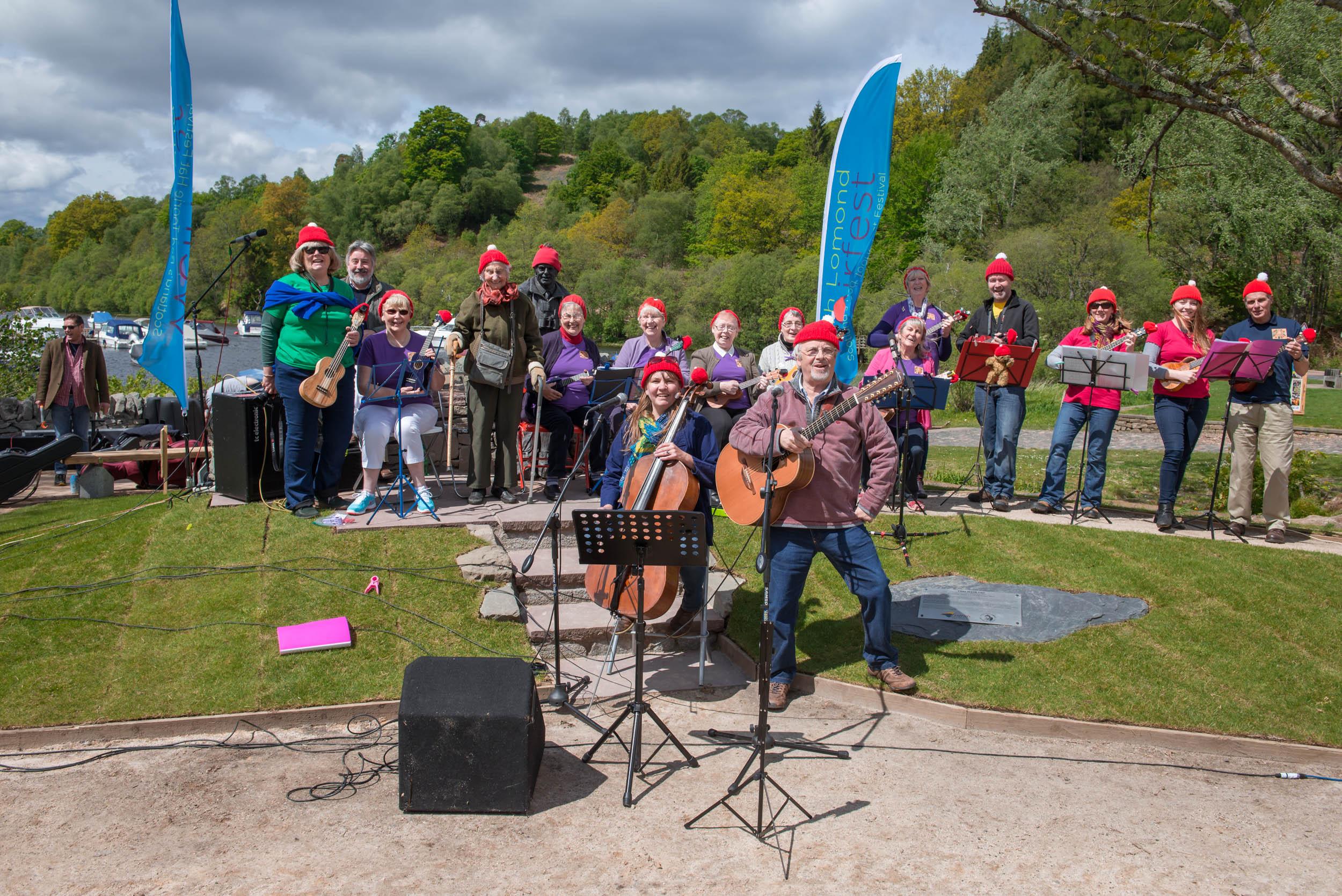Weirfest, Loch Lomond