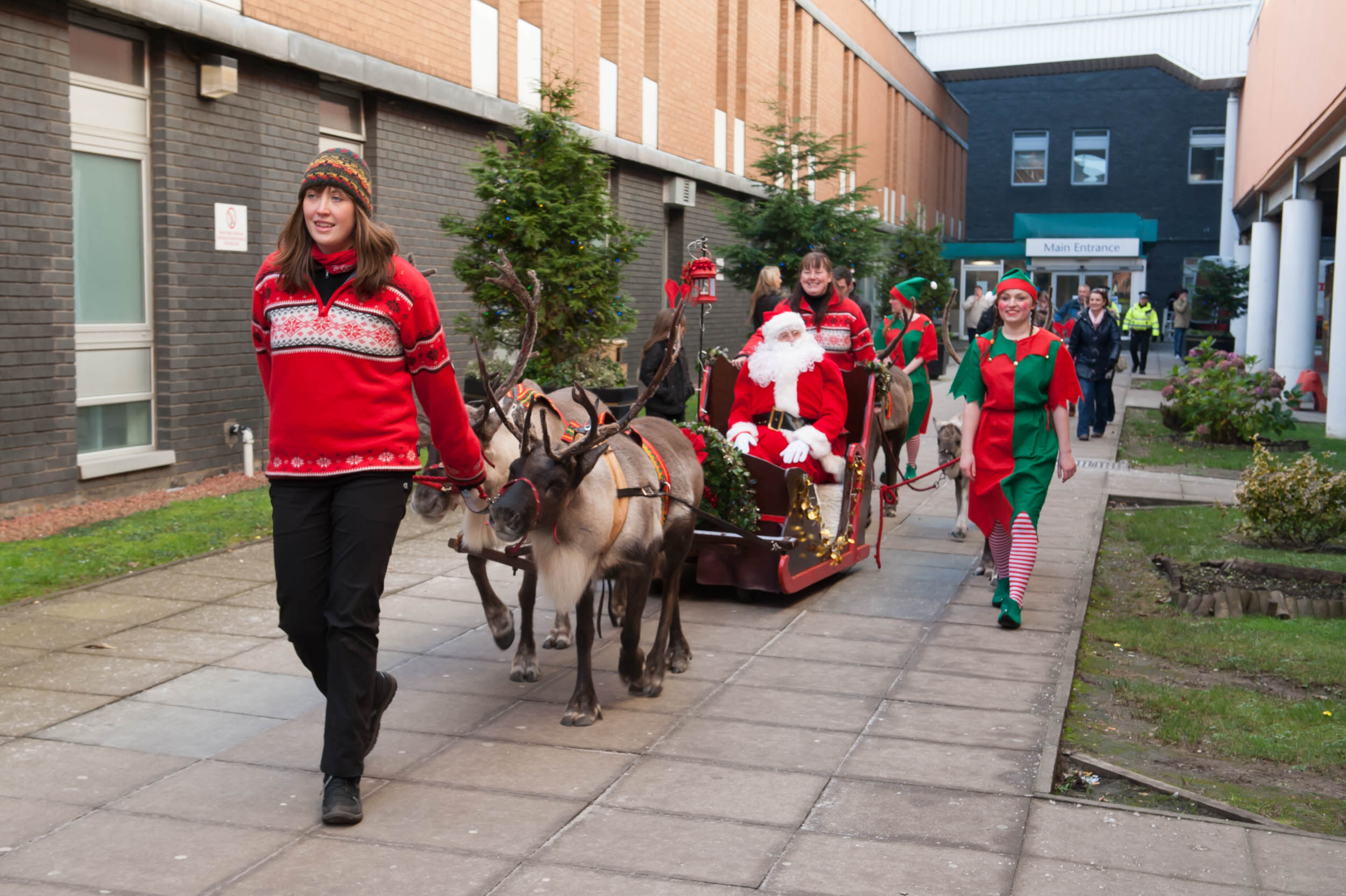 Glasgow Children's Hospital Charity PR