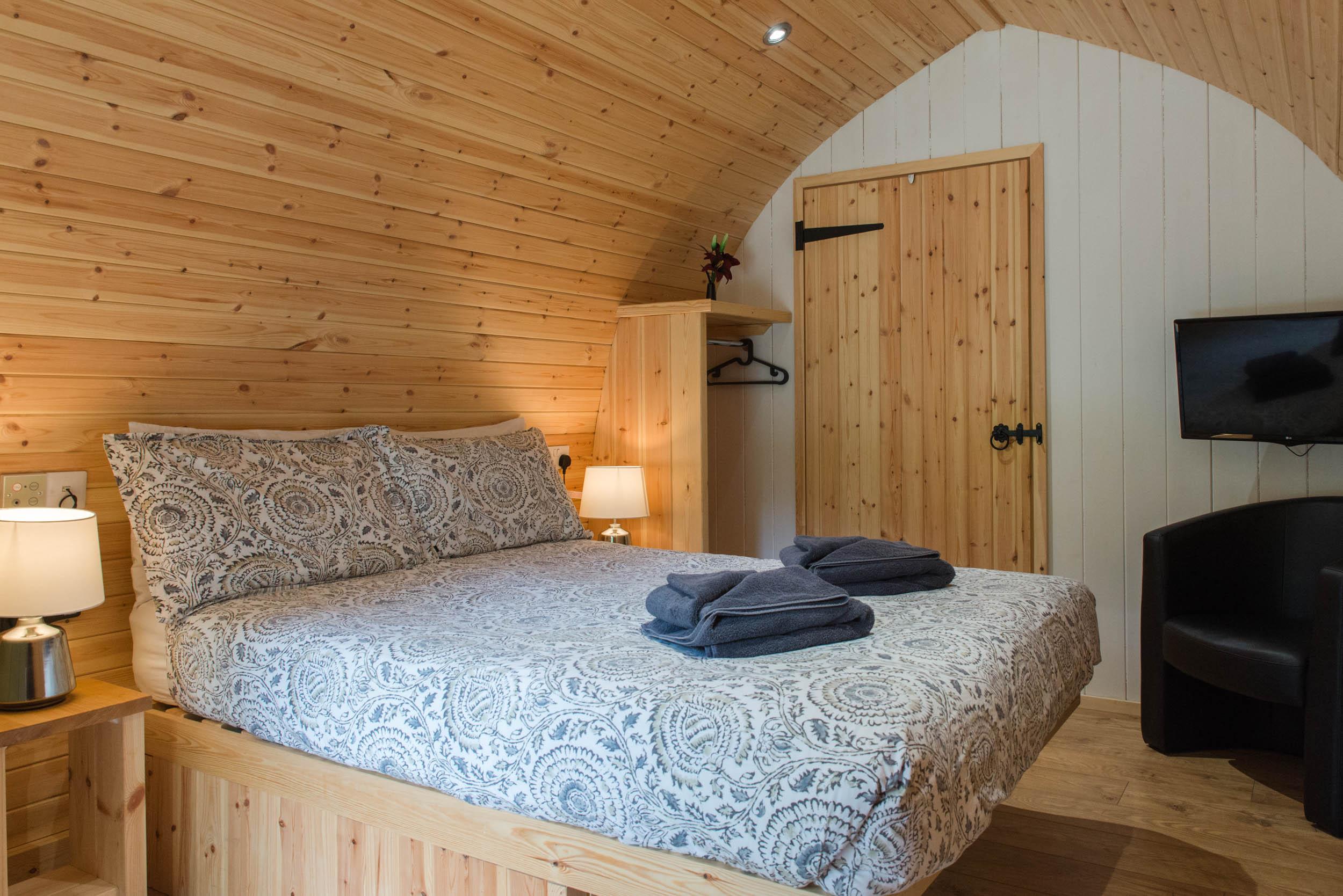 Loch Katrine Eco Lodge