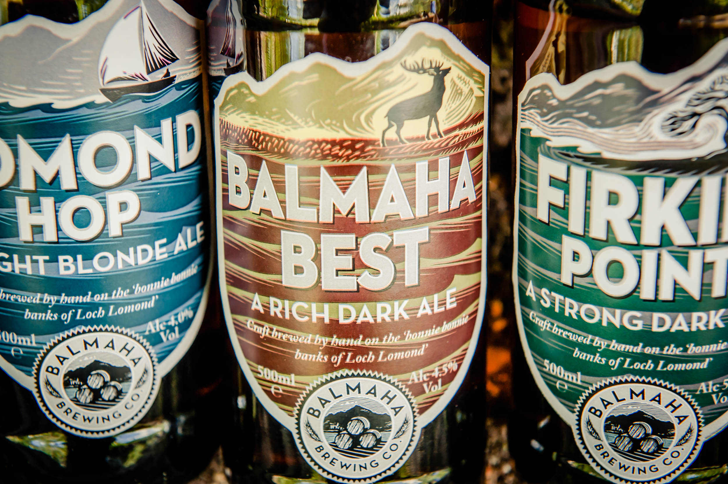 Balmaha Brewing Co.