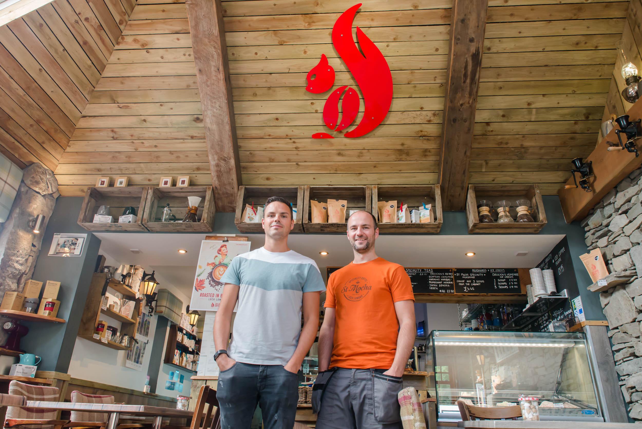 St Mocha Coffee Shop