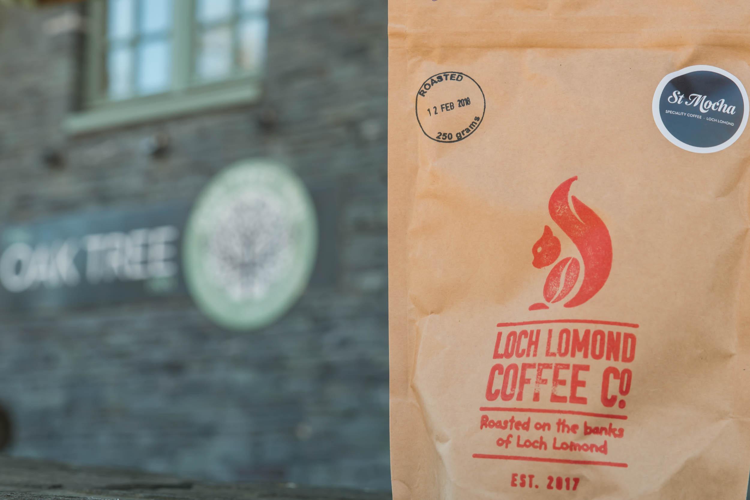 Loch Lomond Coffe Bags