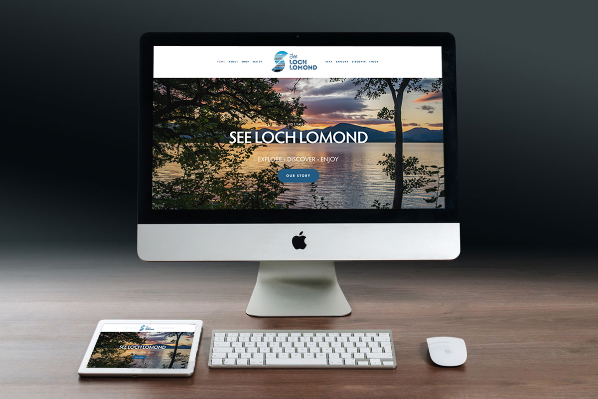Our website for See Loch Lomond