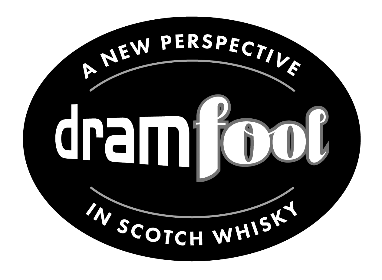 A new logo and website for Dramfool, Linlithgow