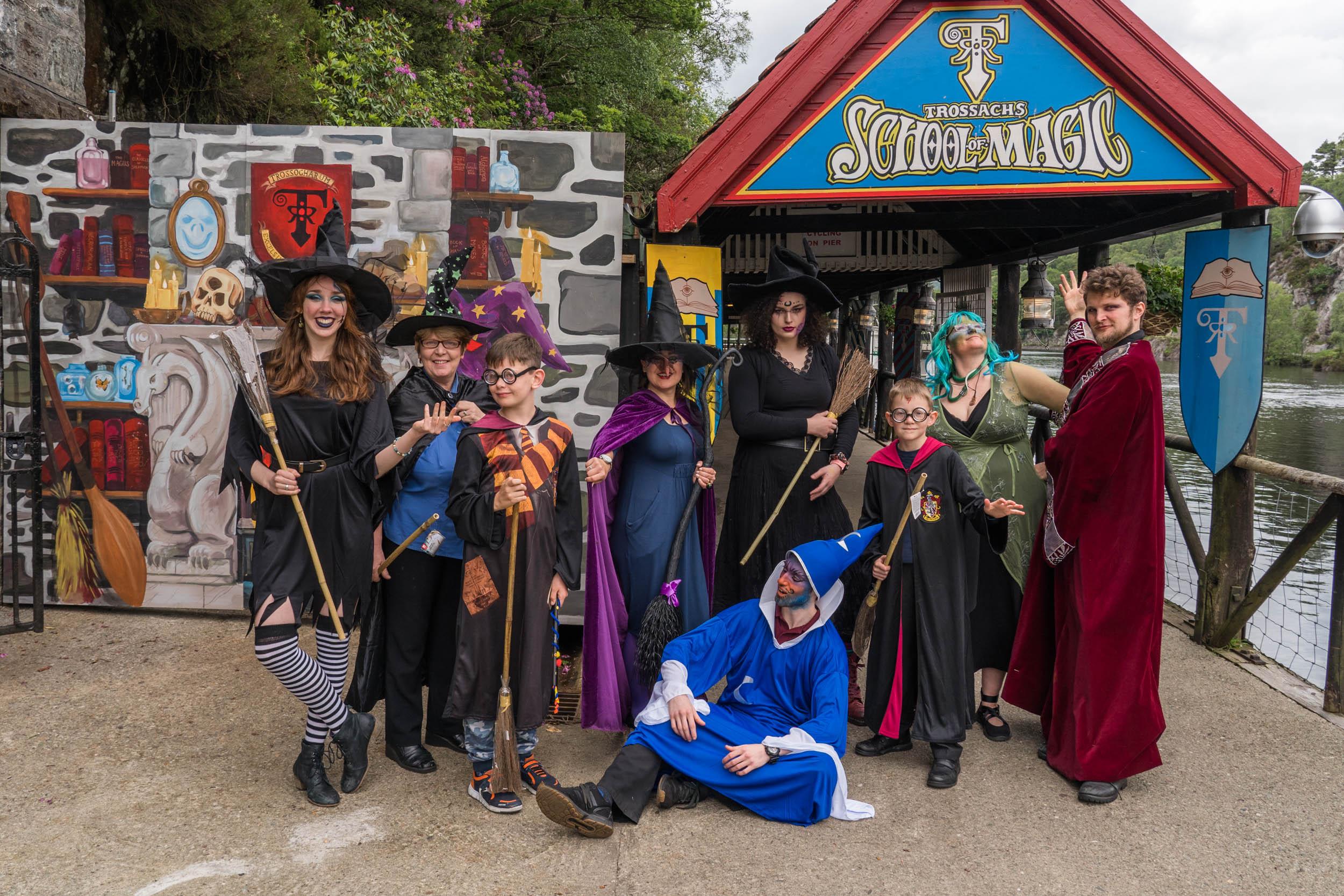 Loch Katrine Wizards & Witches Weekend