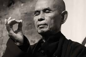 Thich Nhat Hanh, Zen master, activist, and educational visionary.