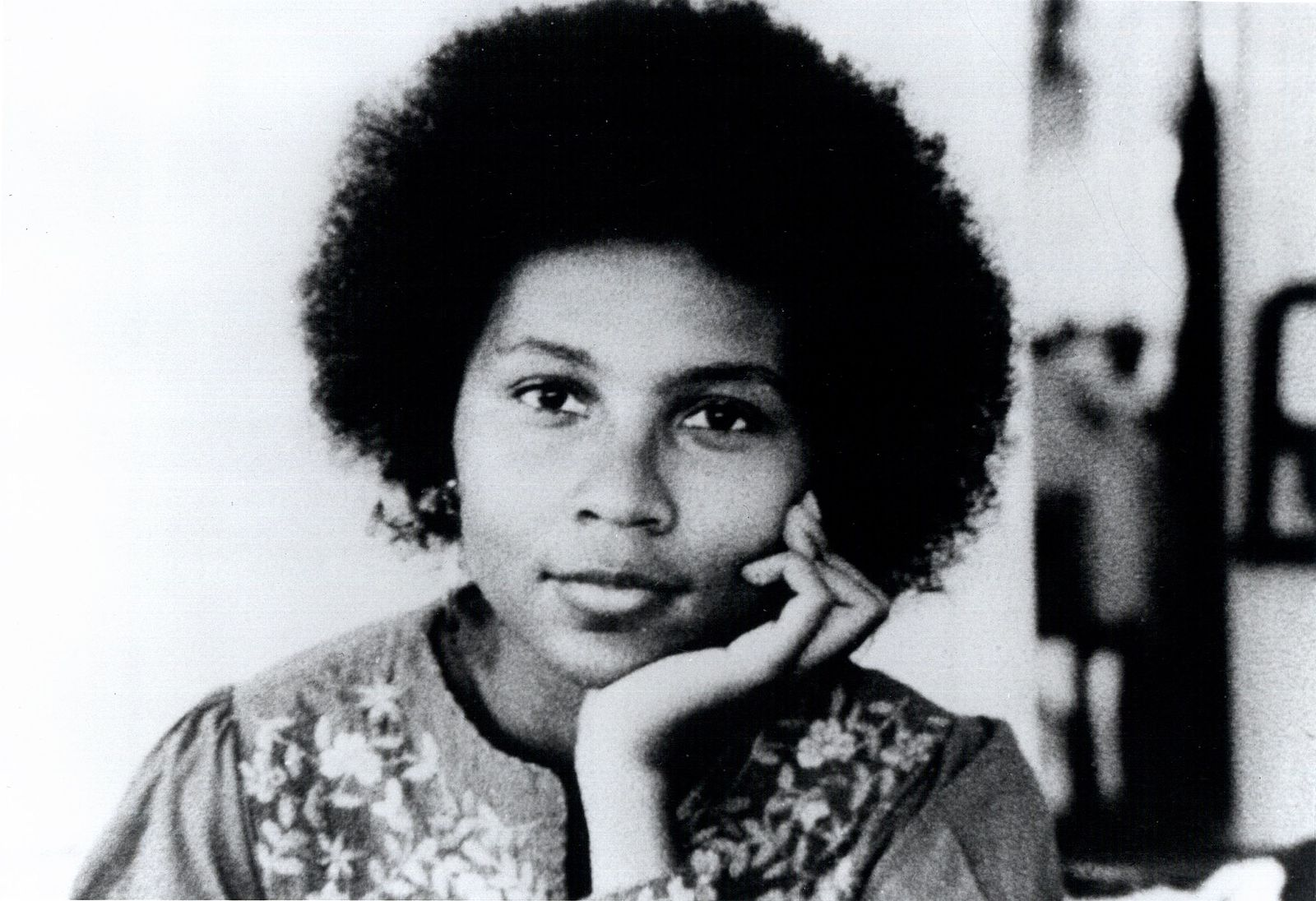 bell hooks, feminist scholar, educator, and author of Teaching to Transgress, The Will to Change, and many other books