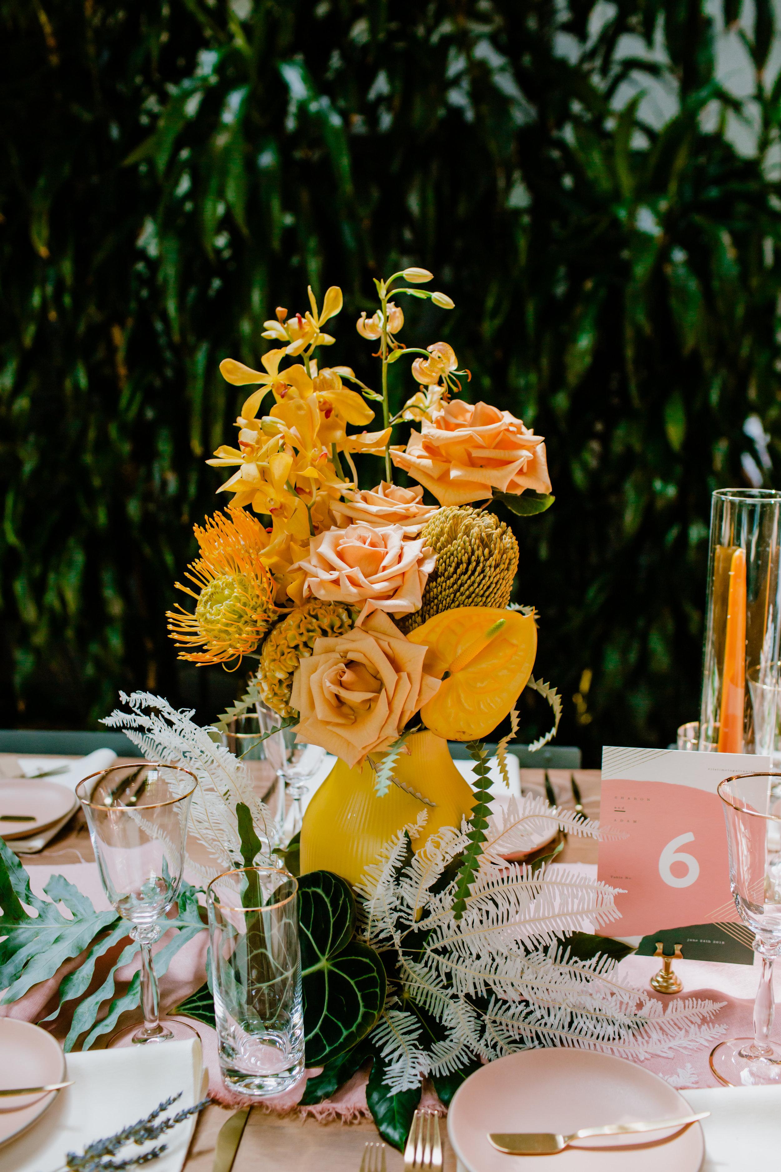 Sharon and Adam Downtown Los Angeles Arts District Wedding Millwick Venue - Eve Rox Photography-270.jpg