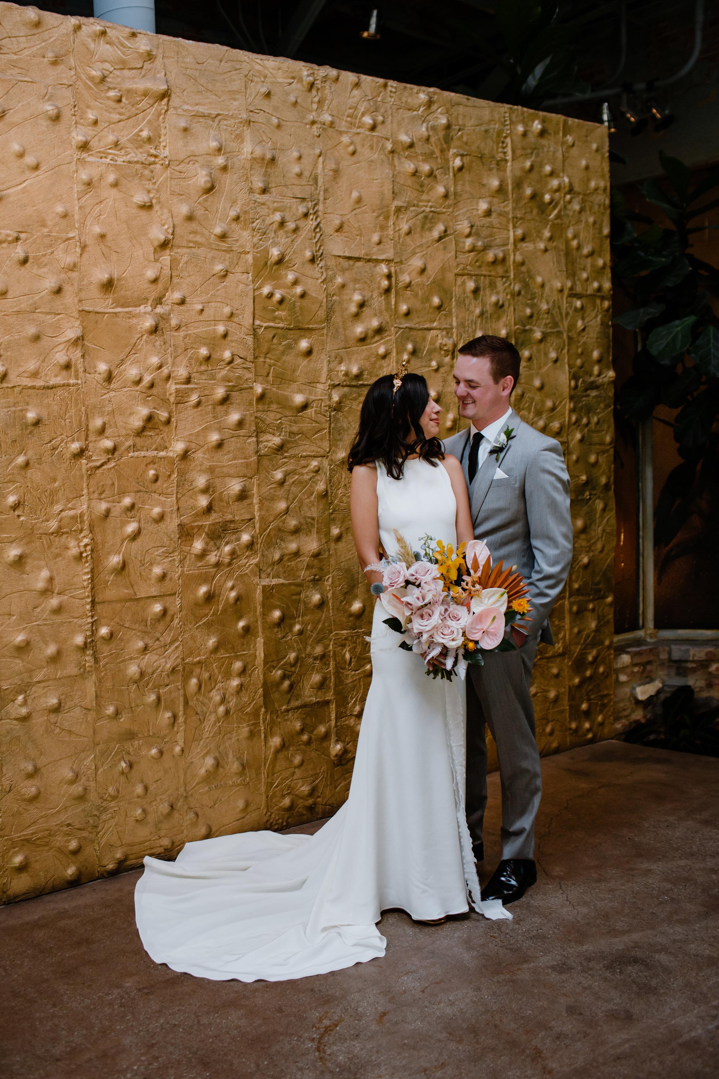 Sharon and Adam Downtown Los Angeles Arts District Wedding Millwick Venue - Eve Rox Photography-233.jpg
