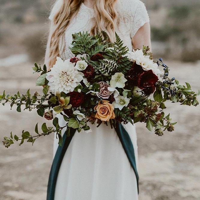 wintery vineyard wedding - featured onruffled blog