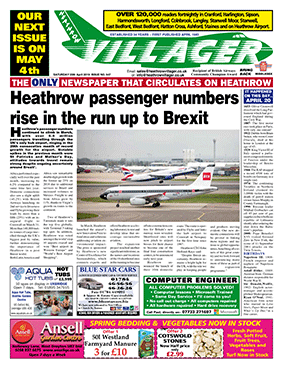 Issue 947:  20 April 2019   VIEW & DOWNLOAD PDF