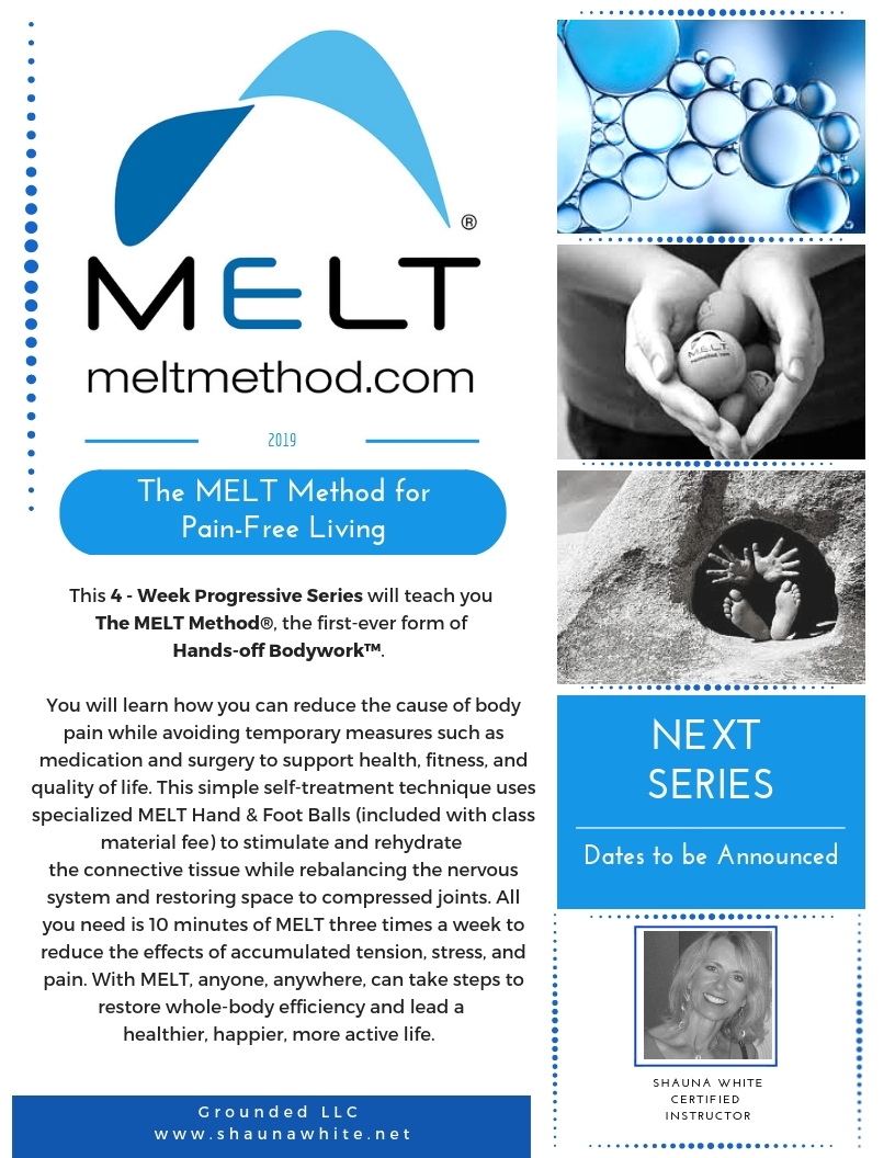 4-Week MELT Hand & Foot Series