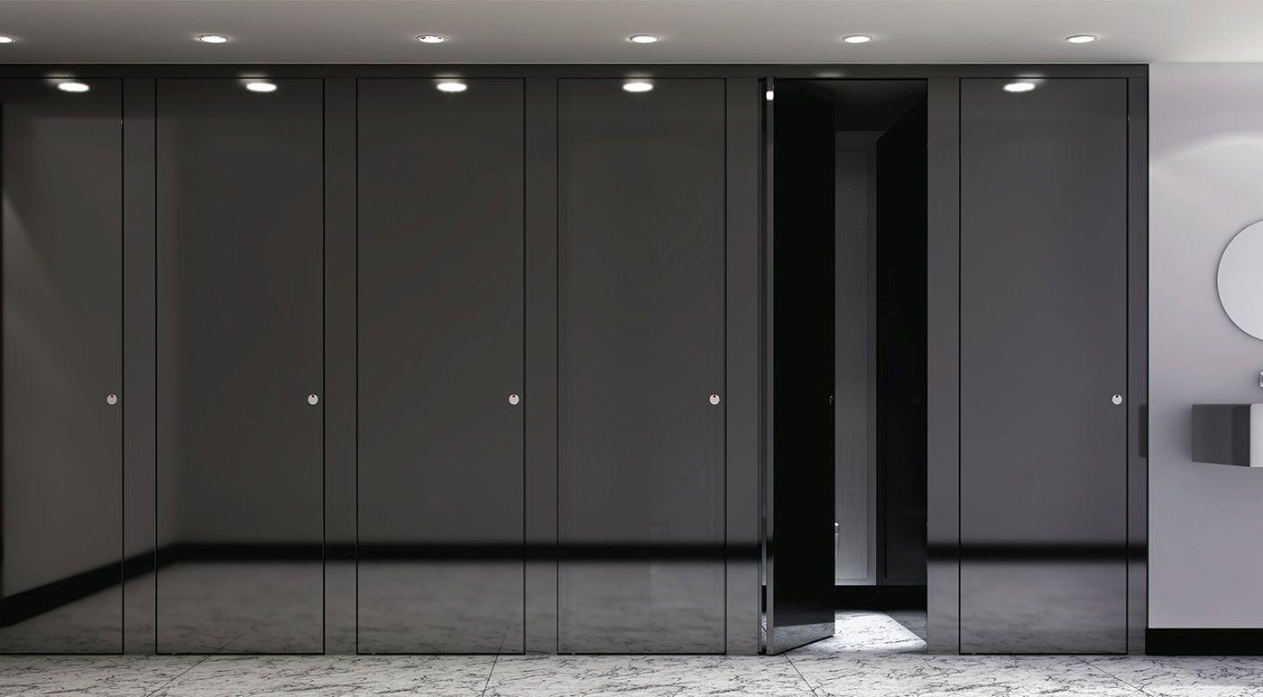 Maximum privacy installation