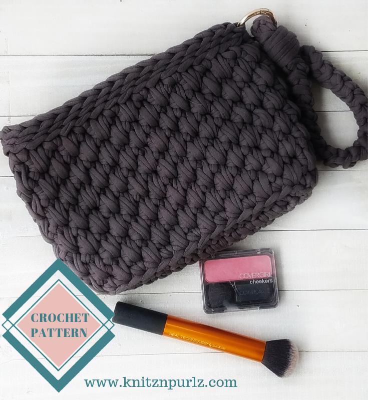 free purse crochet pattern