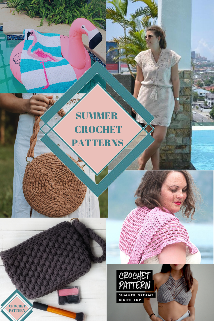 summer crochet patterns.png