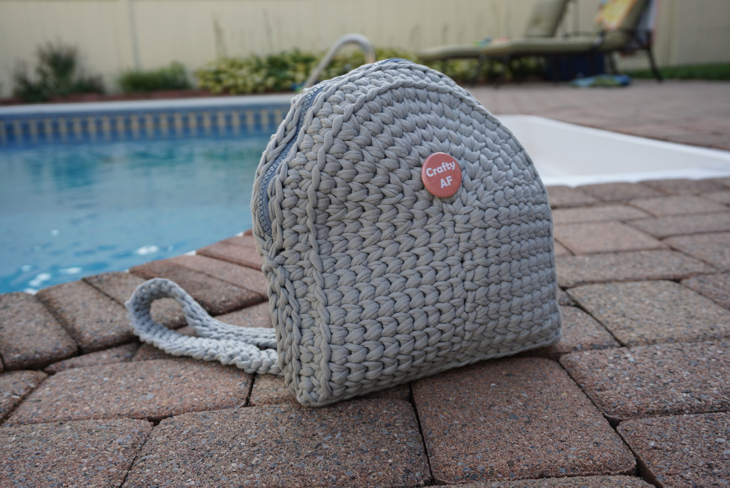 bag crochet pattern