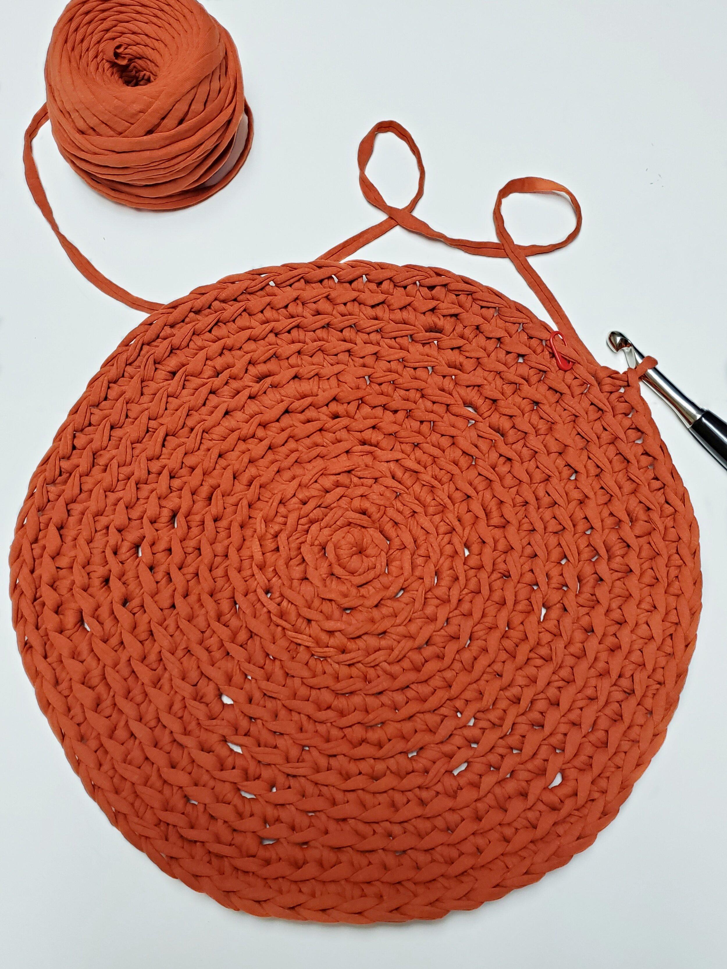crochet placemats free pattern