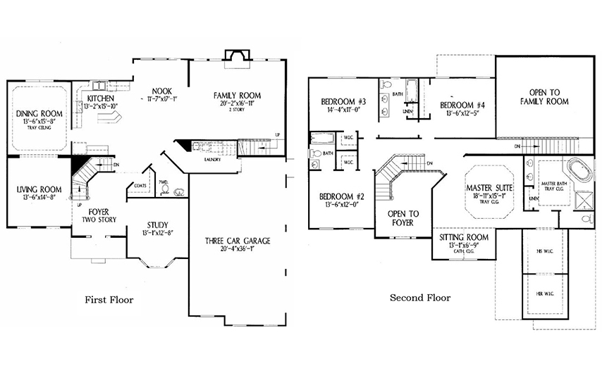 AVAILABLE FLOOR PLANS - To Build On Your Lot Or OursBrowse our multiple floor plans to choose from