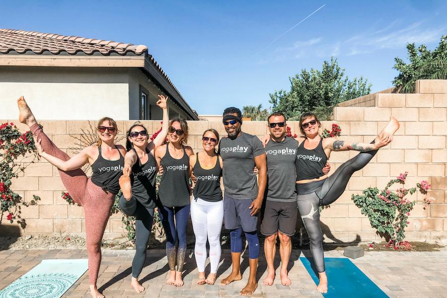 Inaugural YogaPlay Retreat | April 2019