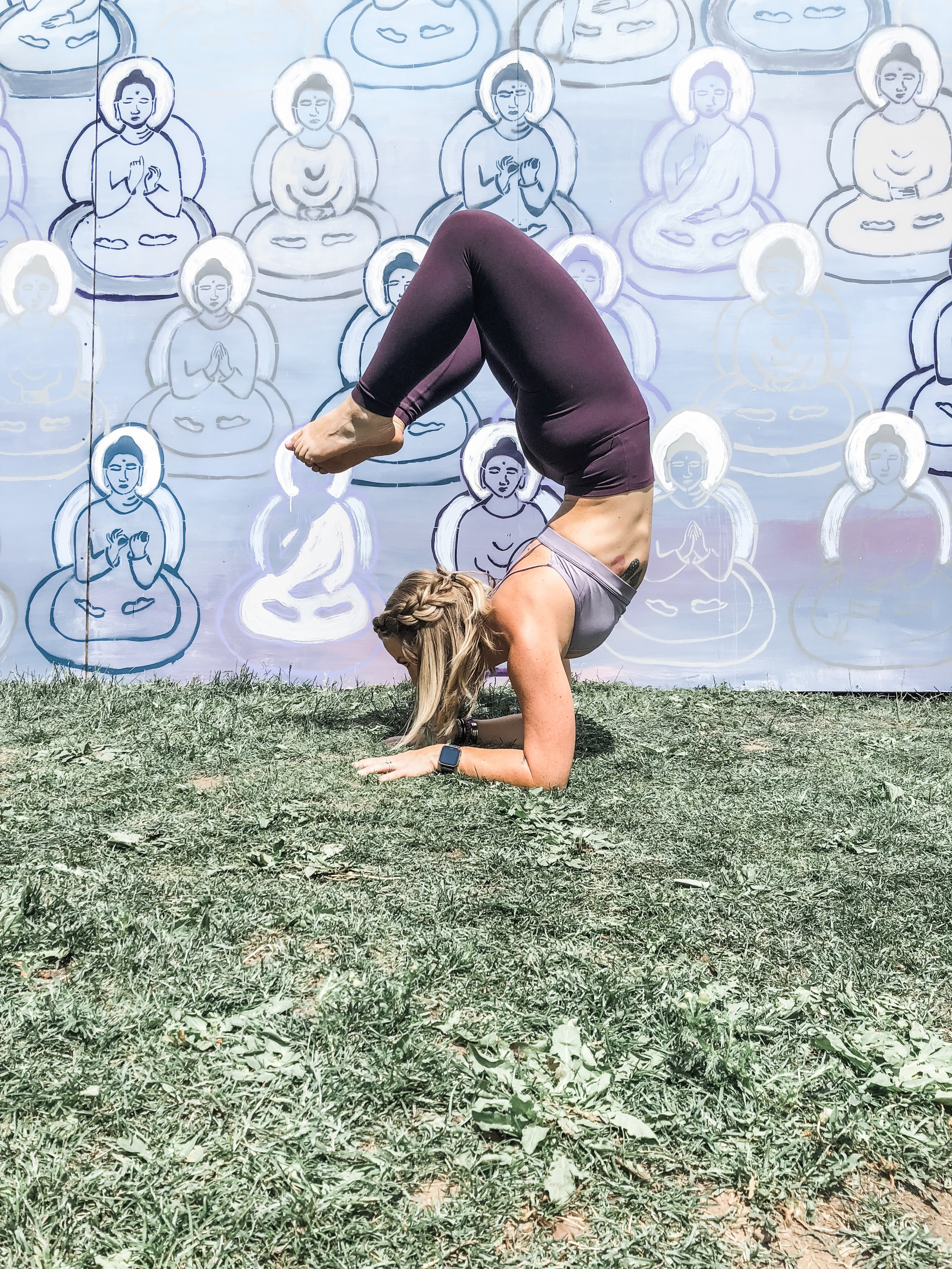 A contribution to Amanda Giacomini's Ten Thousand Buddhas at Wanderlust Squaw Valley | 2018