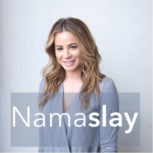 Namaslay Podcast YogabyCandace