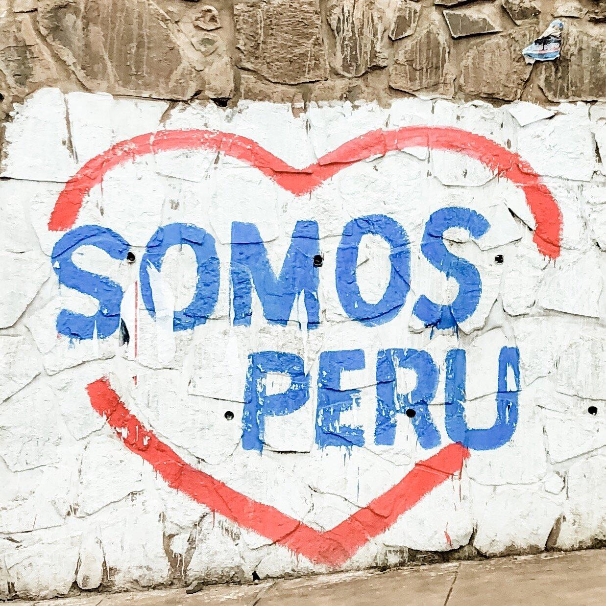 We are Peru. <3