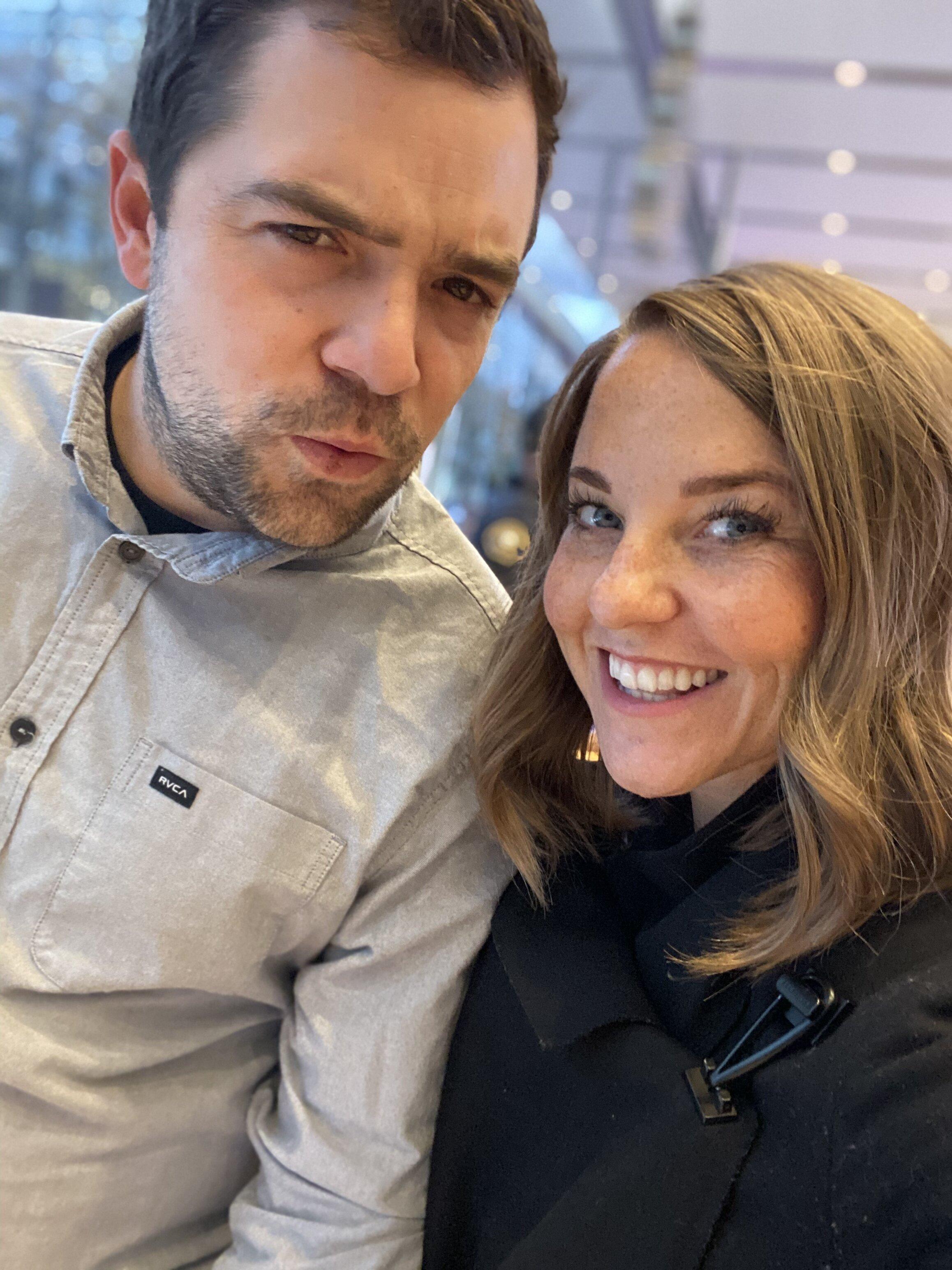 2019 Justin + Paige | Apple Store iPhone 11 Pro Selfie |Portland, Oregon