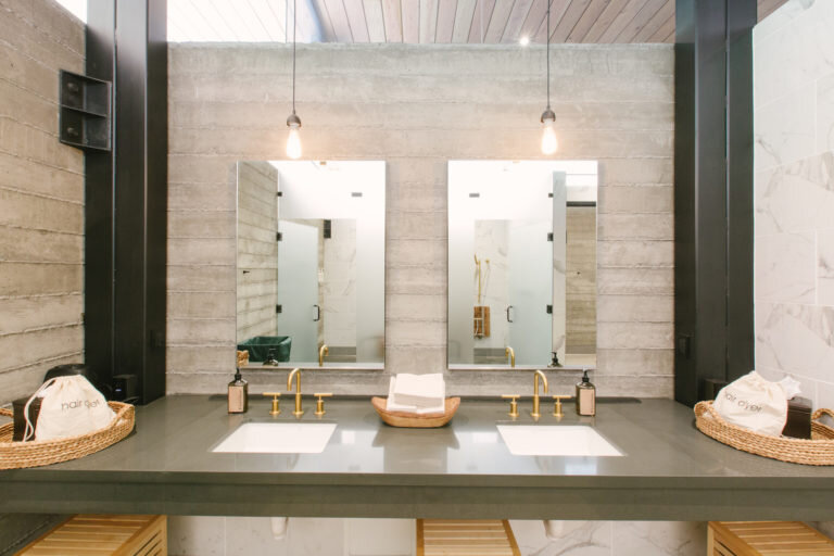 Russian River Glamping Yoga Retreat Luxury Bathrooms.jpg