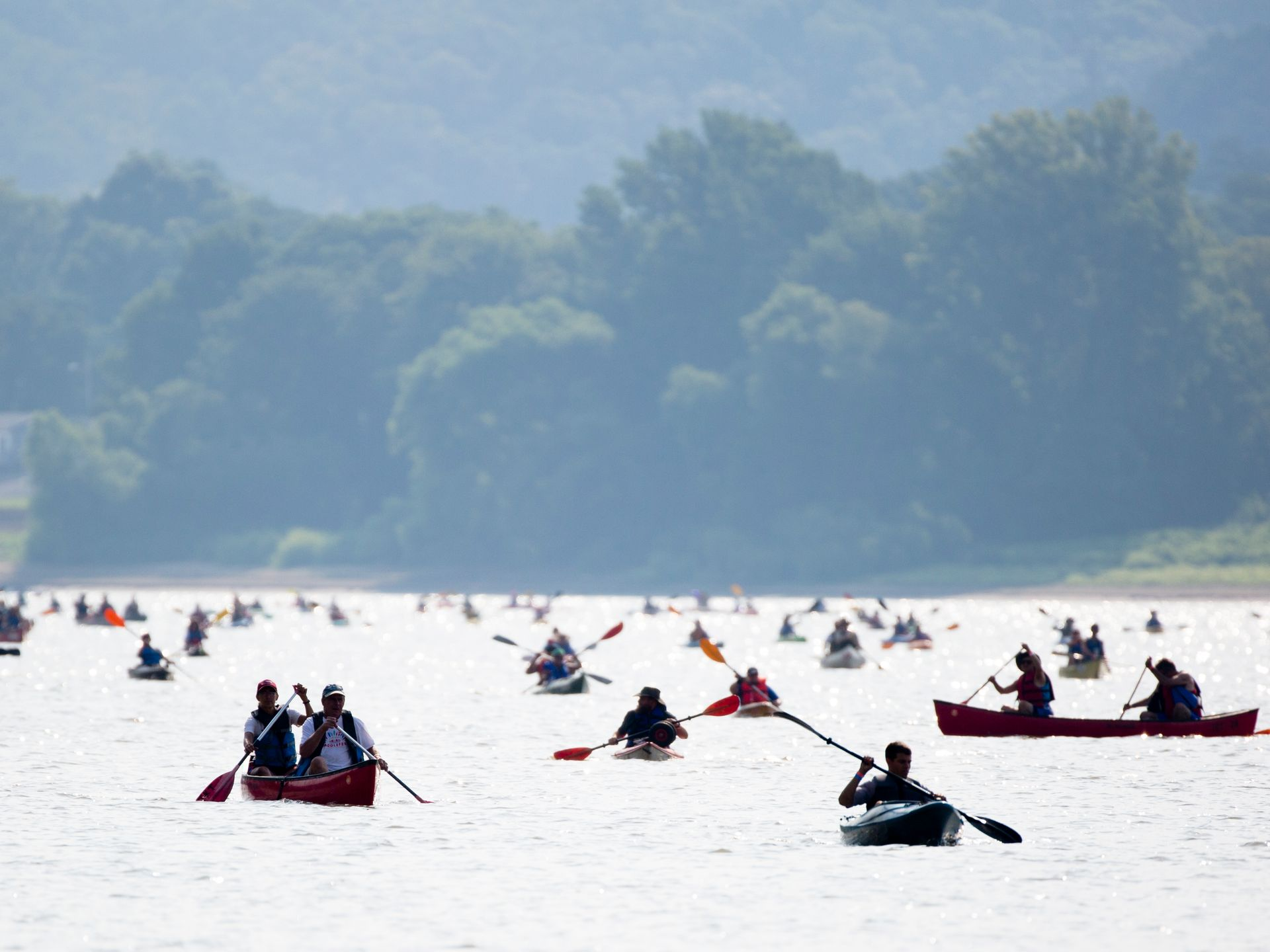 Paddlefest 2018 - overview shot by Albert Cesare, Cincinnati Enquirer 3.jpg
