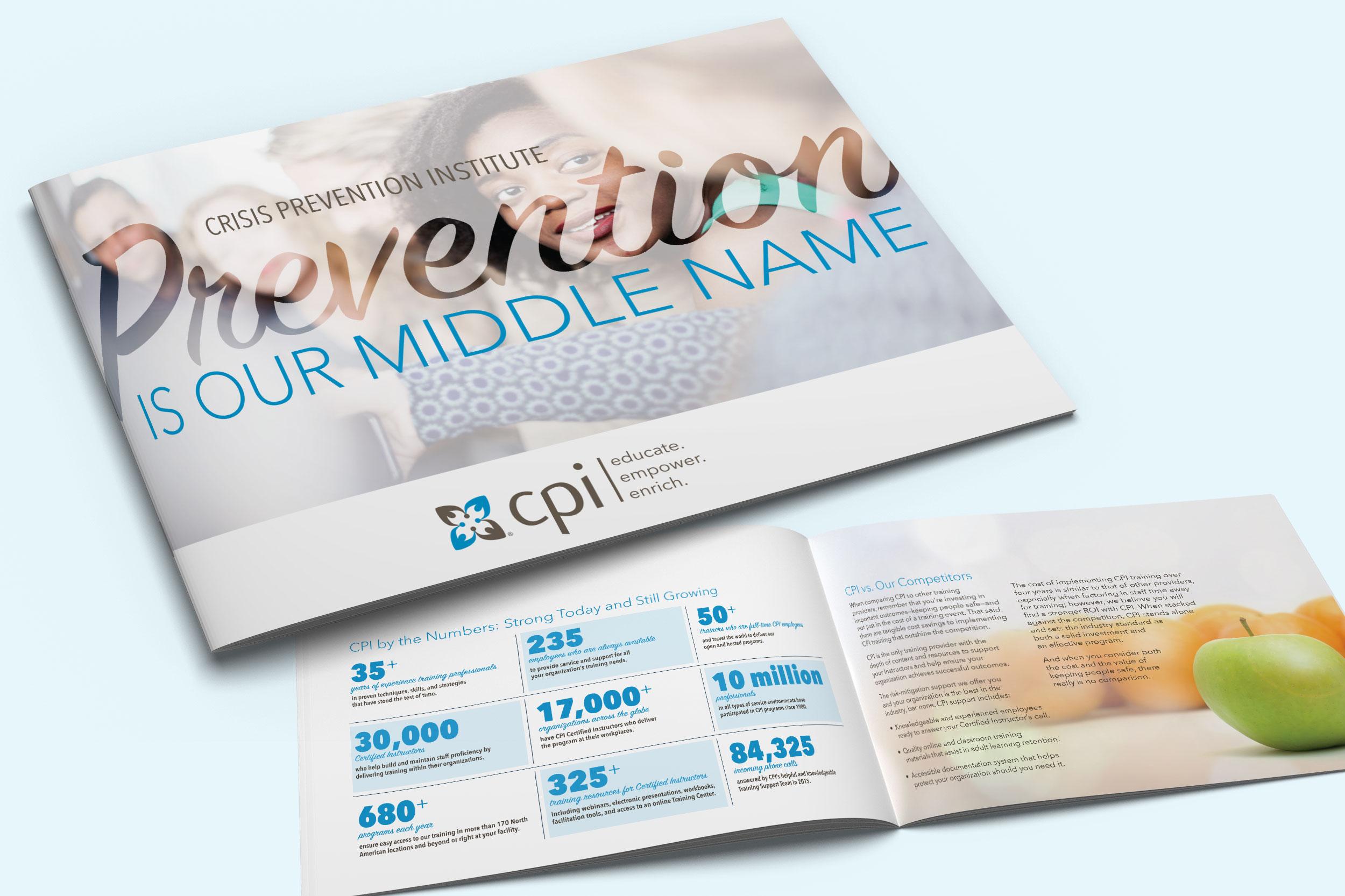 CPI Corporate Brochure -