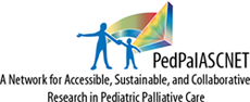 Network for Accessible, Sustainable and Collaborative Research in Pediatric Palliative Care