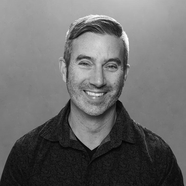 ROB THOMPSON - Executive Creative Director