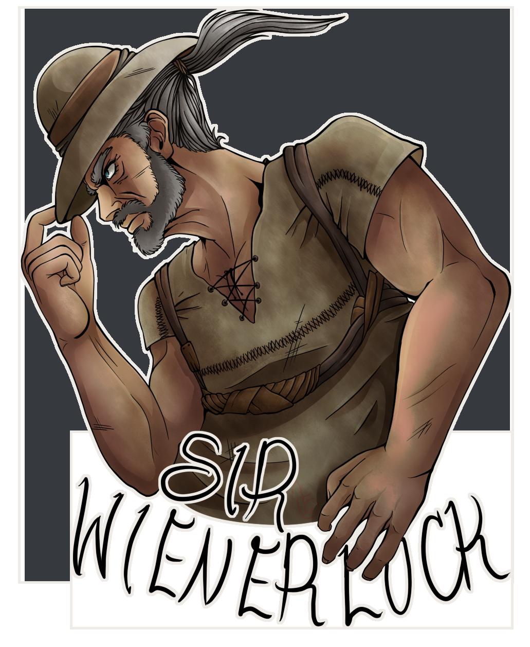 Sir Wienerlock by    Kaigsly