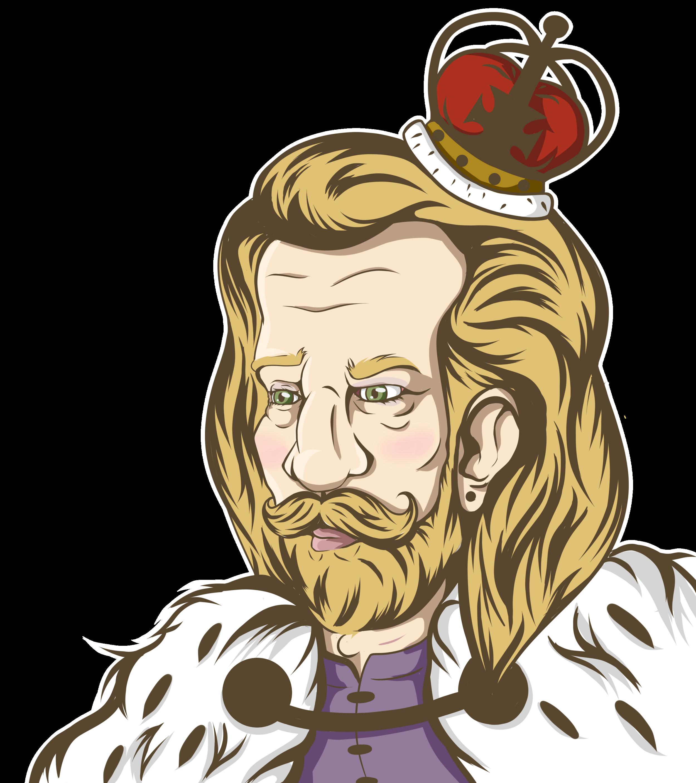 King Guillaume by   AwkwardKittyInc