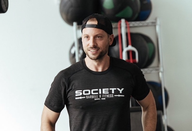 Mike Vouvounas - Managing Partnermike@barbellsociety.com