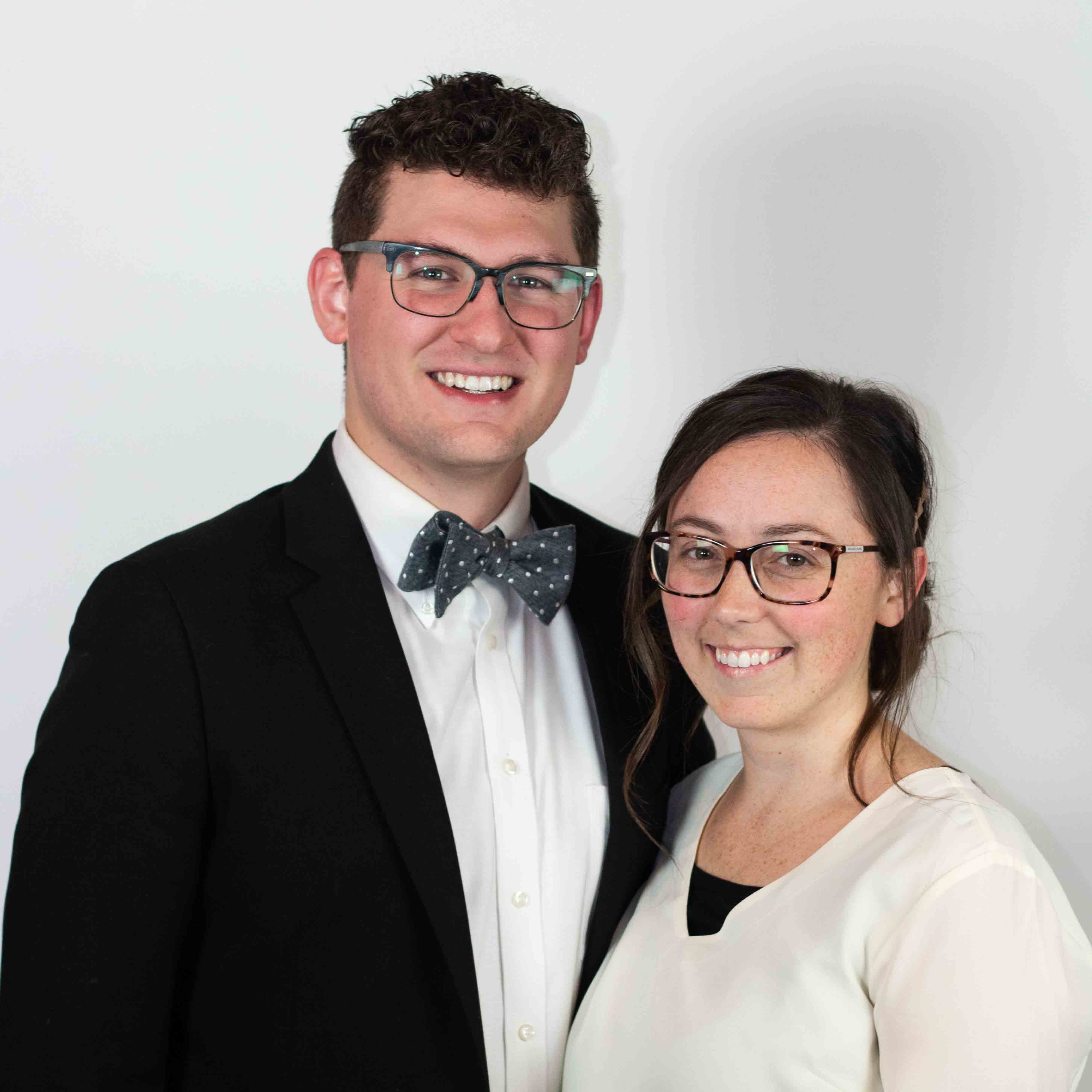 Youth Ministries - Wendell and Morgan Evans
