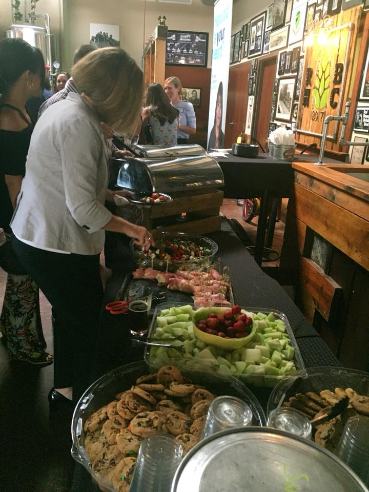 Book Your Private Event! - Custom catered food available for 15 - 150 people.