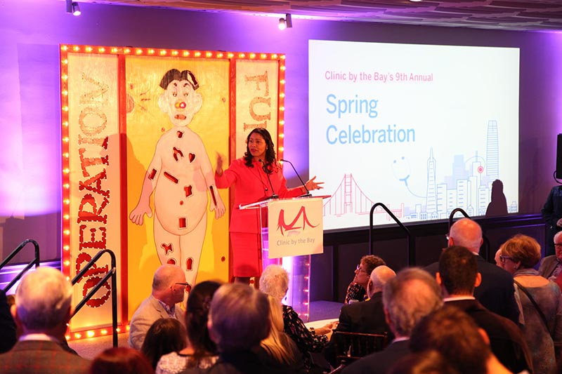 May 9, 2019 - Our Spring Celebration was the most successful yet raising over $250,000 with more attendees than ever, even Mayor Breed came.Click here for photos from the event.