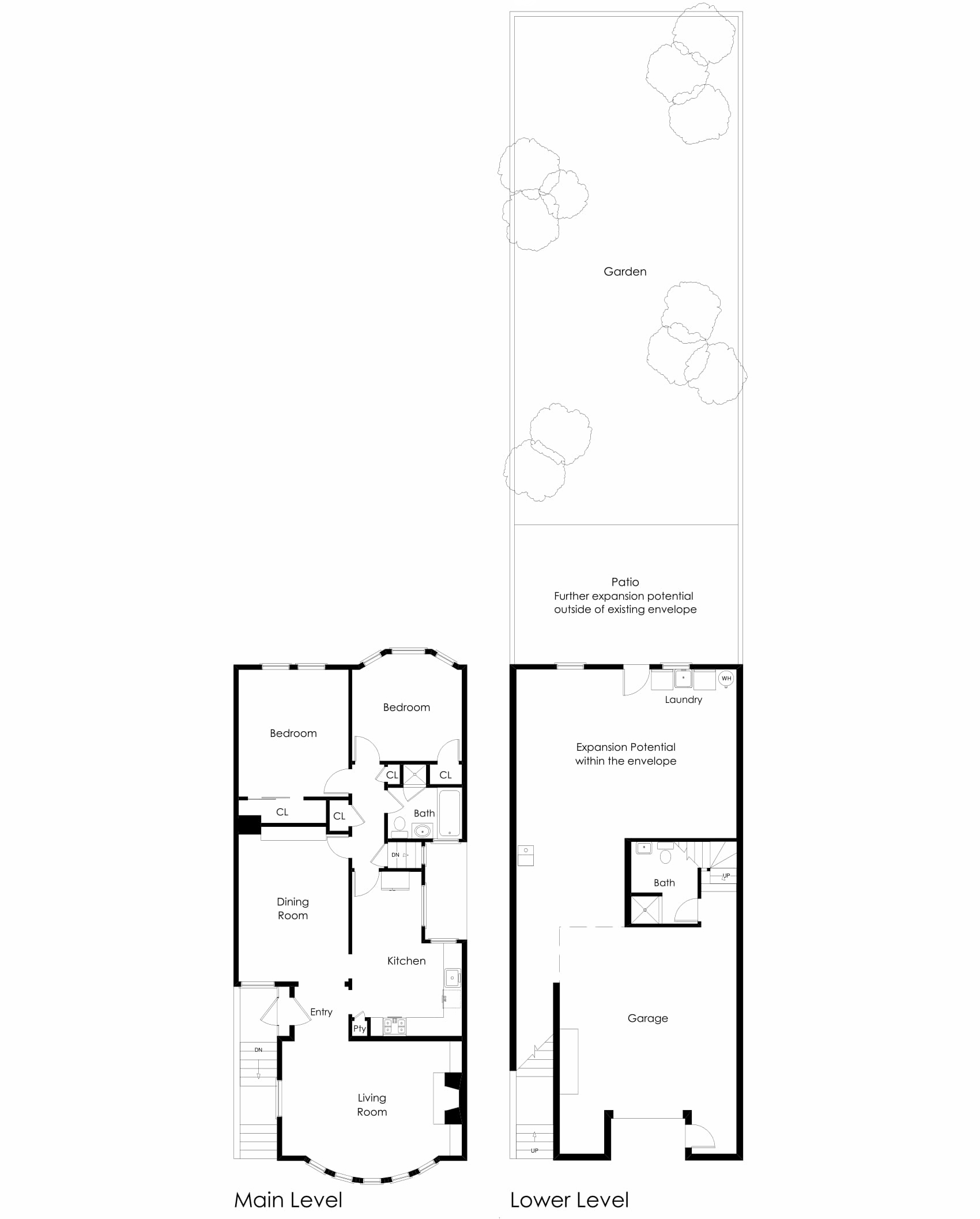 Chief Architect 8.0 543 Chenery Street Compass D Zuzic both floors-1.jpg