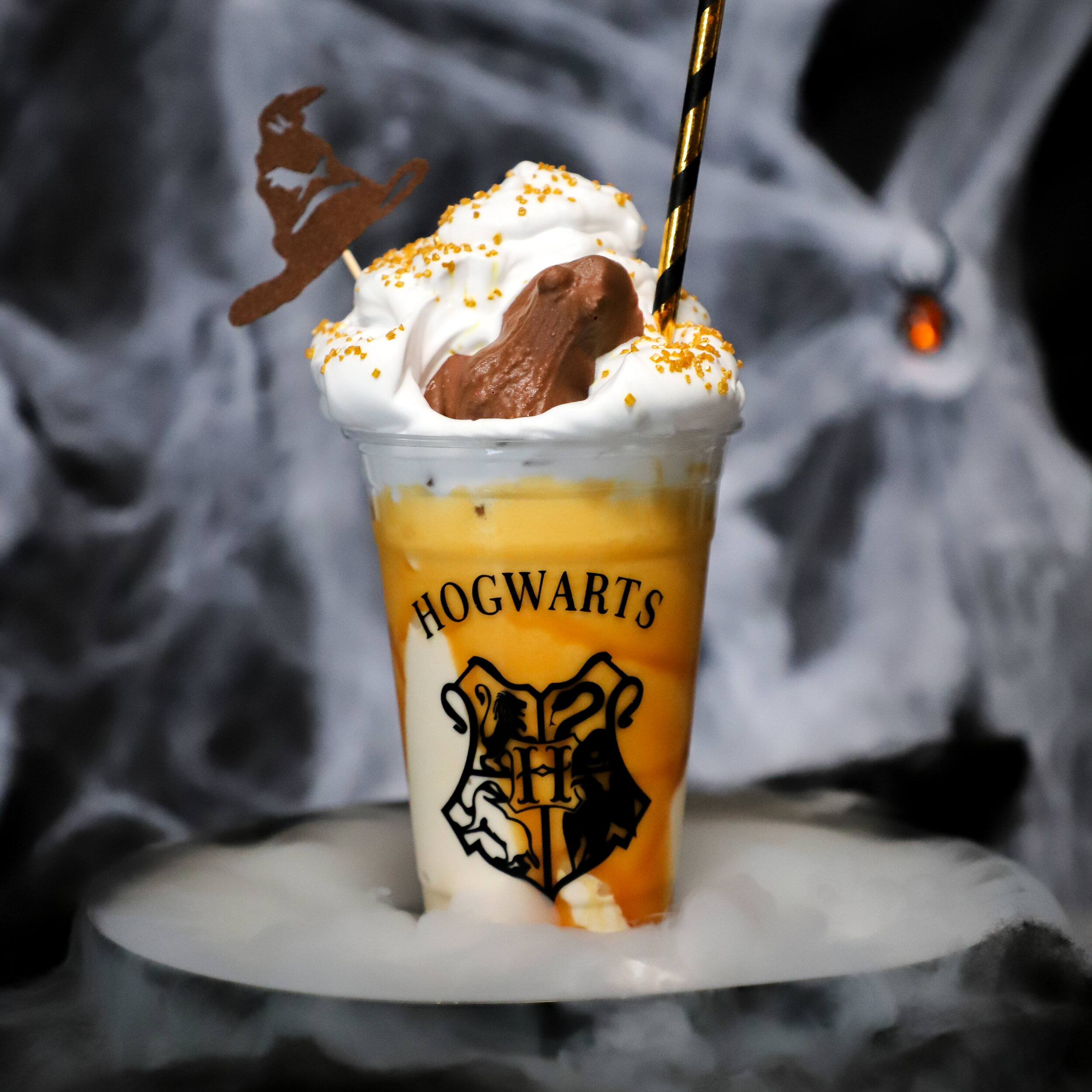 Harry Potter Butterbeer Shake