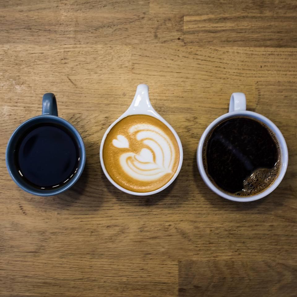 - PINK LANE COFFEE