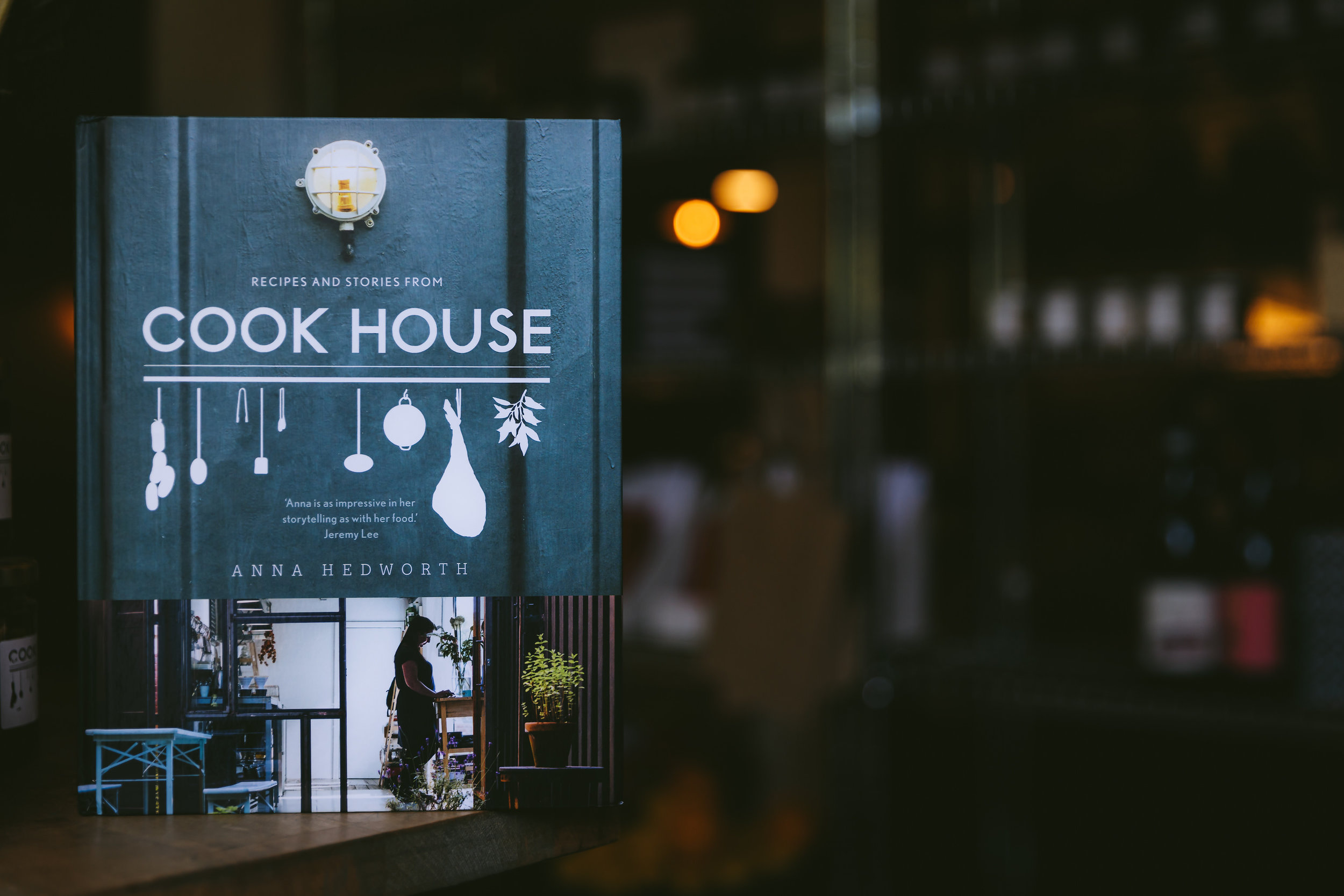 RECIPES & STORIES FROM COOK HOUSE - Have you ever dreamed of quitting your job and starting a business of your own, cooking delicious food to make people smile? Anna Hedworth did. She opened Cook House: an award-winning restaurant housed in two shipping containers.Cook House is a book filled with more than 100 delicious recipes as well as a story to inspire the millions of others who dream of jumping ship.'Anna is as impressive in her storytelling as with her food' JEREMY LEEAvailable now fromAmazon | Blackwells | Waterstones | Hive