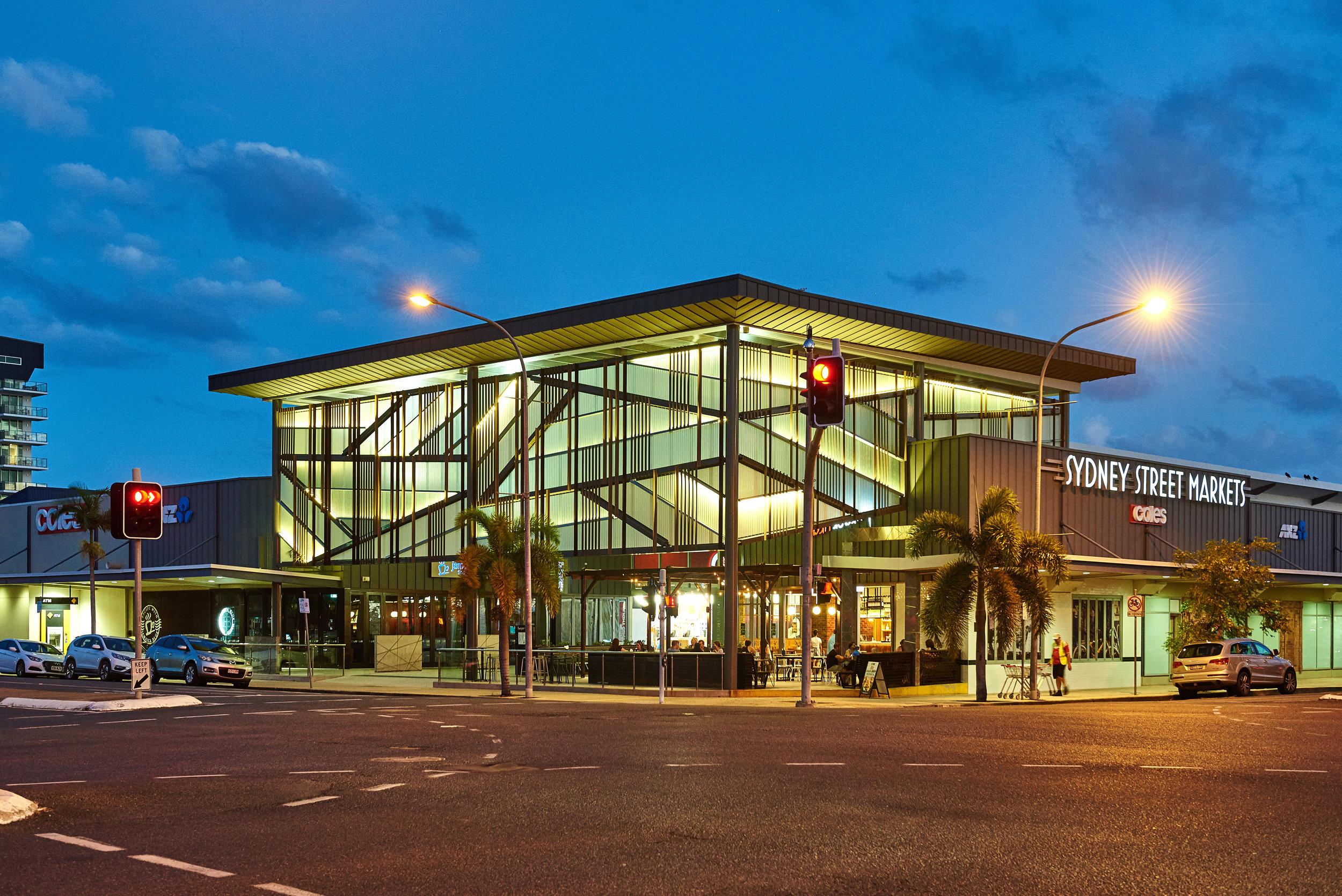 Sydney Street Markets in Mackay