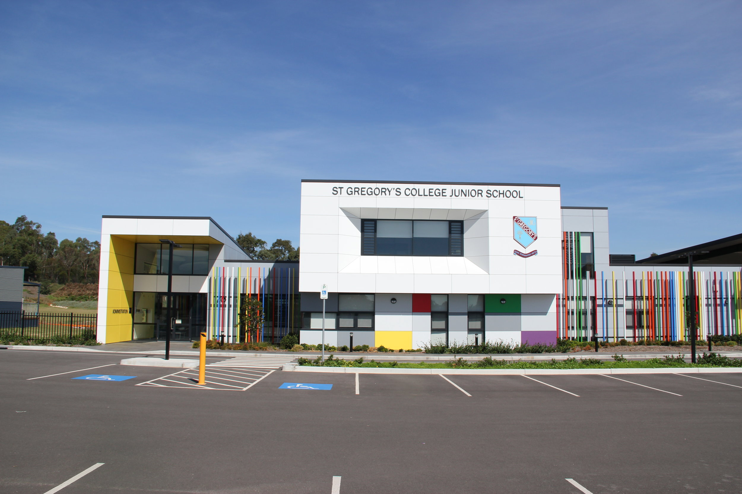 St Gregory's College Junior School