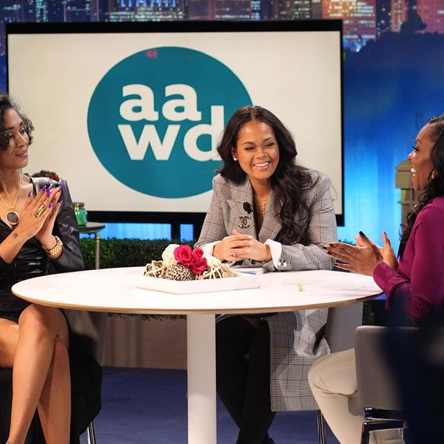 We're gearing up for SEASON 2 of @AAWD and we need your help, #WisdomSeekers! ✨ Let us know what guests and topics you would love to see this season down below. 👇