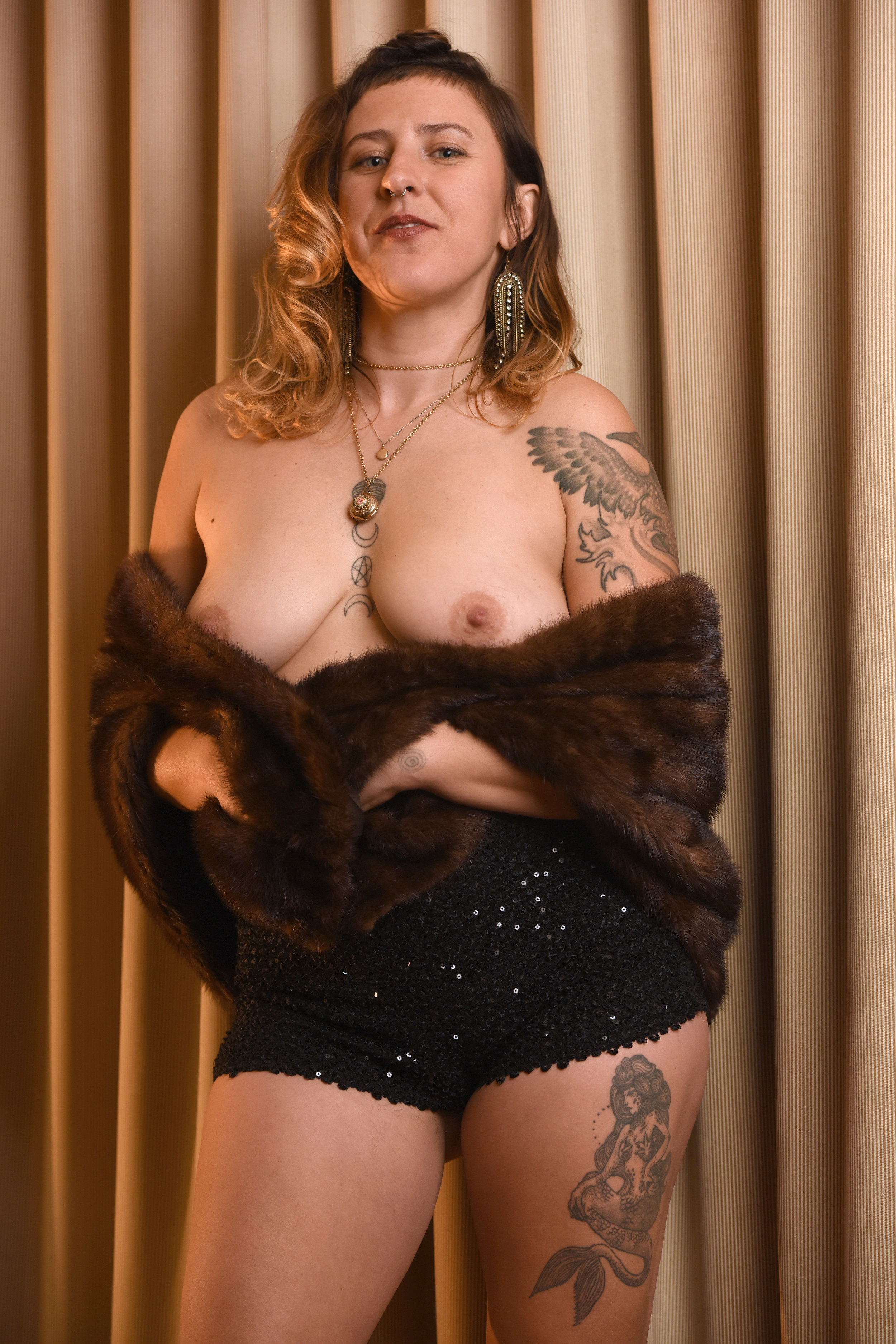 Etiquette - Intimacy: In inviting you into my world, I expect to be treated with kindness and respect, as I of course will return to you tenfold. Please be considerate and discreet in our interactions, both in email and in person. And woo me! There is nothing I love more than a person taking the time to get to know me. Scheduling longer dates so we can get to know one another and build connection, small acts of care, intentional, verbal consent (SO sexy..) and thoughtful gestures go incredibly far in winning my heart and affections. Let us honor each other as whole people. Let us lean into the magick and healing of true connection. I promise you, the return will be priceless.Health and wellness: I show my dates care and respect. Part of this is arriving to our time together in good health and hygiene. I expect the same from you. Please arrive showered, with clean breath and in good health. Communicate with me about any physical disabilities, I am happy to work with you. And please, no strong colognes- I would much rather smell your natural odor ;)The minutae: Please place your donation in an unsealed envelope in a visible place at the start of our time together. No need to say anything about it. If you'd like to extend our time together that is always a possibility- go ahead and ask! And refer to my regular rates for that time.